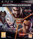 Fighting edition (Tekken 6, Tekken Tag 2 a SoulCalibur V)