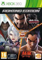 Hra pre Xbox 360 Fighting edition (Tekken 6, Tekken Tag 2 a SoulCalibur V)