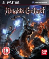 Hra pre Playstation 3 Knights Contract