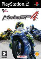 Hra pre Playstation 2 Moto GP 4