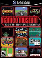 Hra pre GameCube NAMCO MUSEUM - 50th anniversary