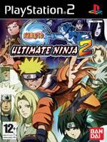 Hra pre Playstation 2 Naruto: Ultimate Ninja 2