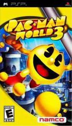 Hra pre PSP Pac-Man World 3