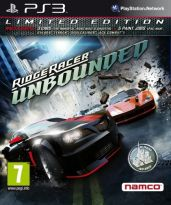 Hra pre Playstation 3 Ridge Racer: Unbounded (Limited Edition)