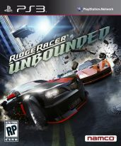 Hra pre Playstation 3 Ridge Racer: Unbounded