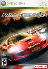 Hra pre Xbox 360 Ridge Racer 6