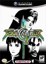 Hra pre GameCube Soul Calibur 2
