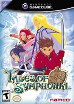Hra pre GameCube Tales Of Symphonia