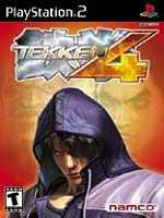 Hra pre Playstation 2 Tekken 4