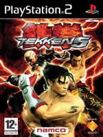 Hra pre Playstation 2 Tekken 5