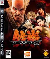 Hra pre Playstation 3 Tekken 6