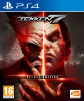 hra pro Playstation 4 Tekken 7 (Deluxe Edition)