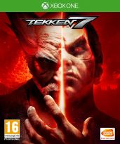 hra pre Xbox One Tekken 7