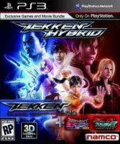 Hra pre Playstation 3 Tekken Hybrid