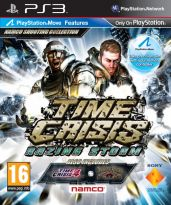 Hra pre Playstation 3 Time Crisis: Razing Storm + MOVE Starter Pack