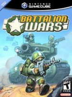 Hra pre GameCube Battalion Wars