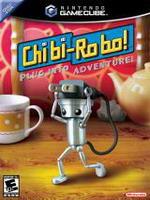 Hra pre GameCube Chibi Robo