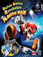 Hra pro GameCube Dance Dance Revolution: Mario Mix