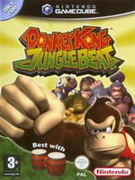 Hra pre GameCube Donkey Konga - Jungle Beat