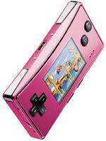 Príslušenstvo pre GameBoy Advance Game Boy Micro (Pink)