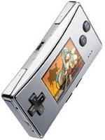 Príslušenstvo pre GameBoy Advance Game Boy Micro (Silver)