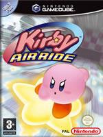 Hra pre GameCube Kirby Air Ride