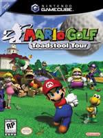 Hra pre GameCube Mario Golf: Toadstool Tour