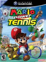 Hra pre GameCube Mario Power Tennis
