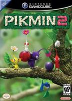Hra pre GameCube Pikmin 2