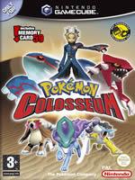Hra pre GameCube Pokémon Colosseum (zadarmo Memory Card 59)