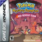 Hra pre Gameboy Advance Pokémon Mystery Dungeon: Red Rescue Team