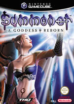 Hra pre GameCube Summoner:A Goddess Reborn