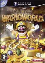 Hra pre GameCube Wario World