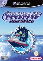 Hra pre GameCube Wave Race: Blue Storm