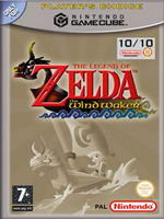 Hra pre GameCube Zelda: The Wind Waker s bonusom
