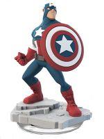 Herné príslušenstvo Disney Infinity 2.0: figúrka Captain America