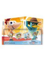 Herné príslušenstvo Disney Infinity: Toy Box Set - Phineas a Ferb