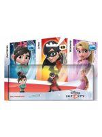 Herné príslušenstvo Disney Infinity: Toy Girls 3 pack (3 figúrky)