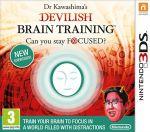 hra pre Nintendo 3DS Dr. Kawashimas Devilish Brain Training
