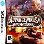 Hra pre Nintendo DS Advance Wars: Dark Conflict