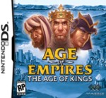 Hra pre Nintendo DS Age of Empires: The Age of Kings