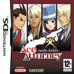 Hra pre Nintendo DS Apollo Justice: Ace Attorney