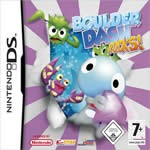 Hra pre Nintendo DS Boulder Dash: Rocks!