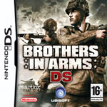 Hra pre Nintendo DS Brothers in Arms DS