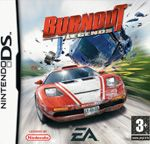 Hra pre Nintendo DS Burnout Legends
