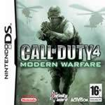Hra pre Nintendo DS Call of Duty 4: Modern Warfare