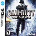 Hra pre Nintendo DS Call of Duty: World at War
