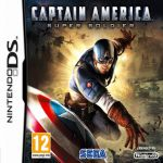 Hra pre Nintendo DS Captain America: Super Soldier