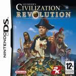Hra pre Nintendo DS Civilization Revolution