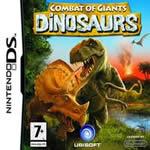 Hra pre Nintendo DS Combat of Giants: Dinosaurs